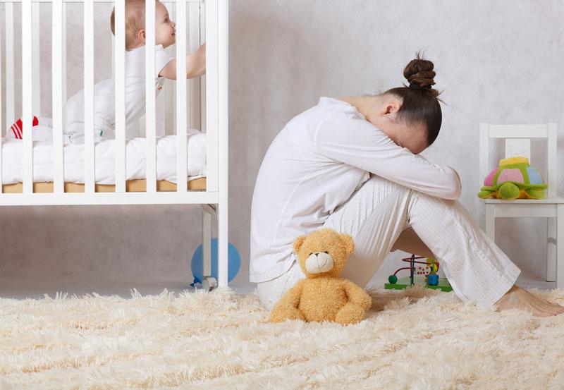 μαμά-κατάθλιψη