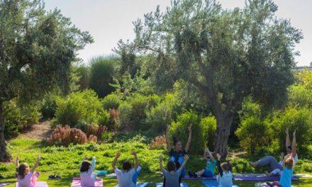 Yoga για Παιδιά στο Κέντρο Πολιτισμού Ίδρυμα Σταύρος Νιάρχος