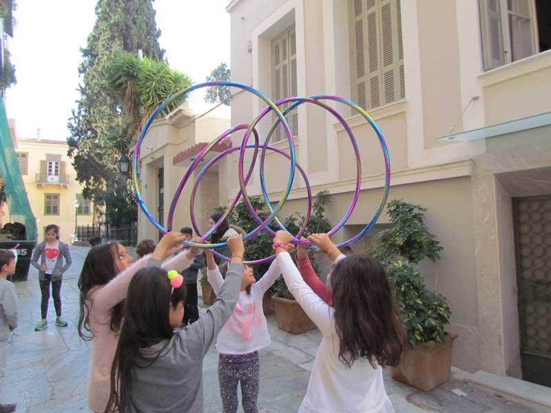 Φθινοπωρινό Camp για παιδιά 5-12 ετών στο Μουσείο Ελληνικής Παιδικής Τέχνης