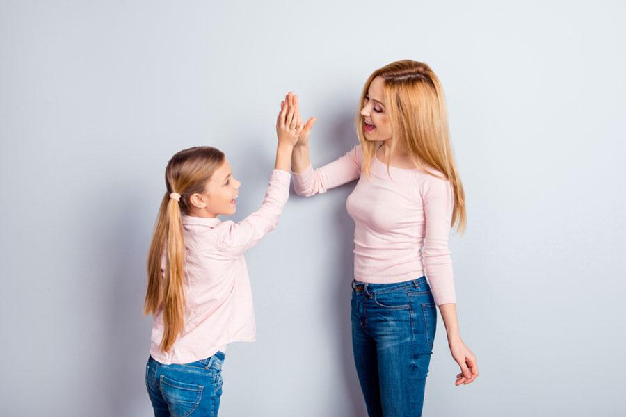 συμπεριφορά-μαμά-παιδί-συμφωνούν