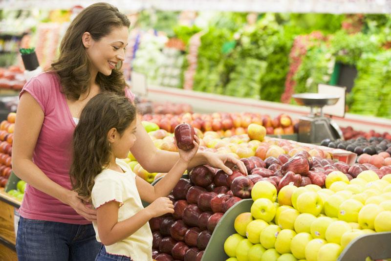 συμπεριφορά-μαμά-παιδί-ψώνια