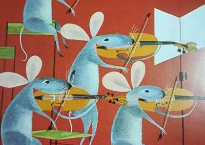ορχήστρα-ποντίκια