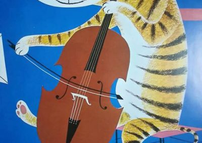 ορχήστρα-τίγρης