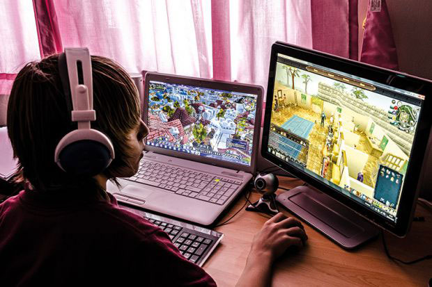 βιντεοπαιχνίδι-οπτικοχωροταξικός-συντονισμός