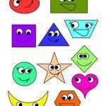 Σχήματα: παίζουμε και μαθαίνουμε στο σπίτι εύκολα και απλά