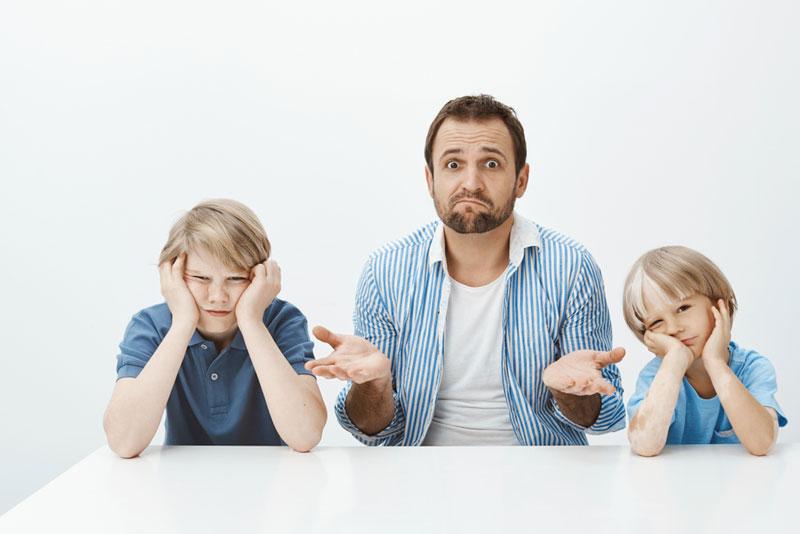 Συγκρίσεις των παιδιών από τους γονείς – η μάχη της ίσης μεταχείρισης