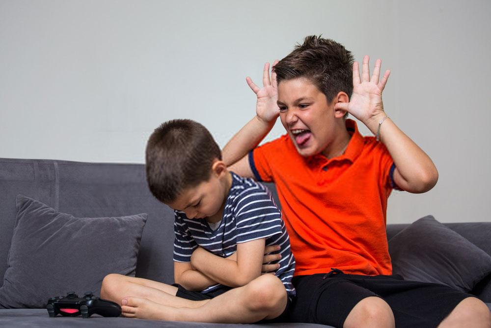 αδέρφια-ρόλους-νταής