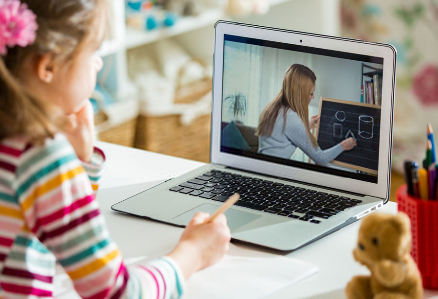 μάθημα-skype