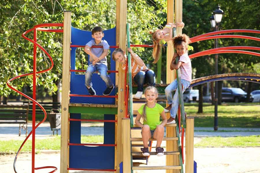 παιδική-χαρά-κοινωνικοποίηση