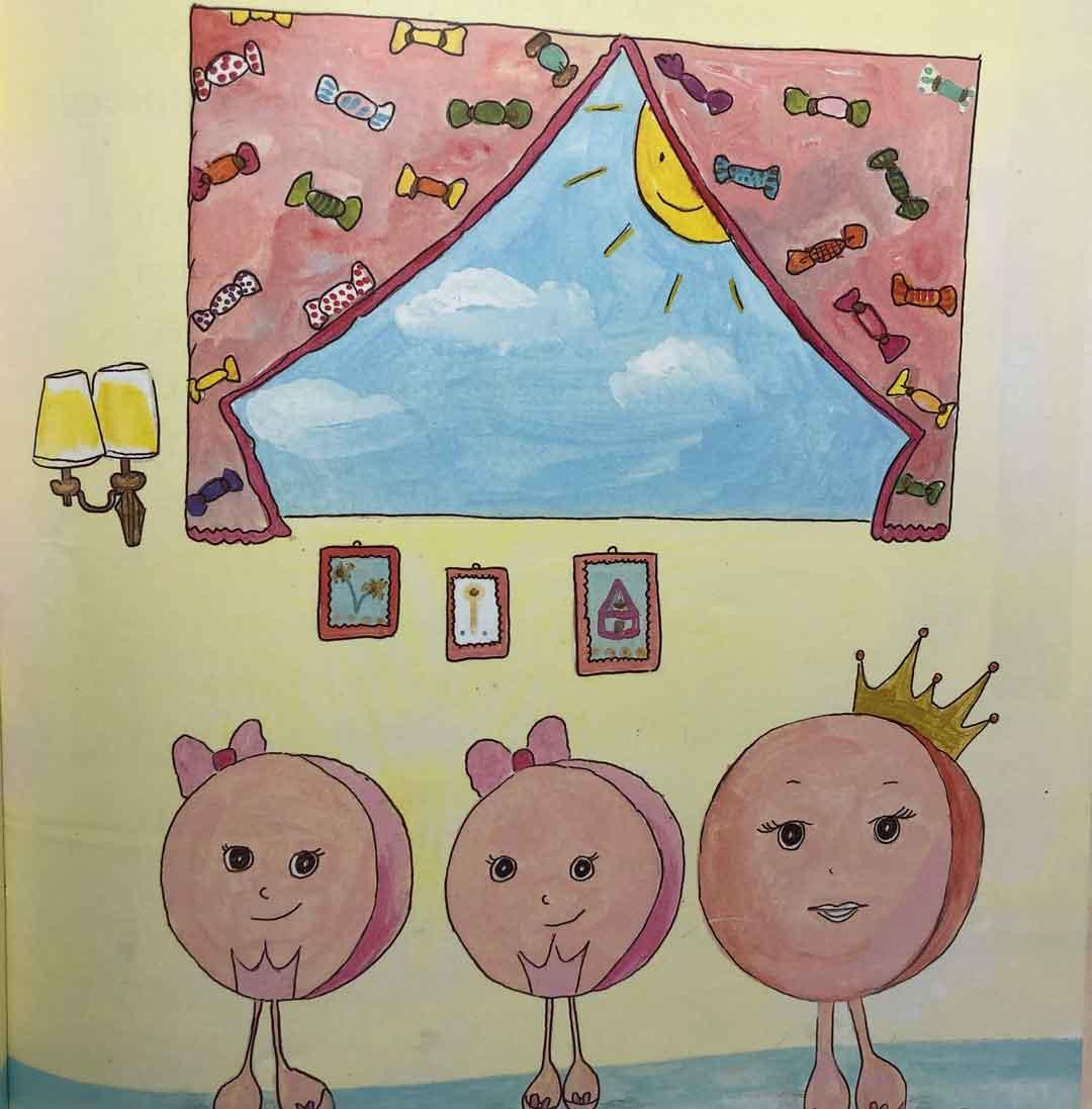 μπισκότο-πριγκίπισσες