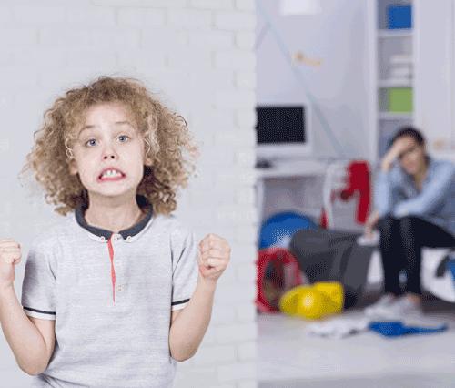 νευρικότητα-υπερκινητικότητα